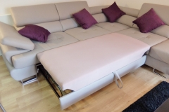 12 lounge sofa-bed Colindale serviced apartment 60