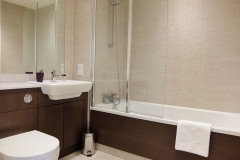 3 main bathroom Colindale serviced apartment 60