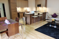 1 kitchen Colindale serviced apartment 60