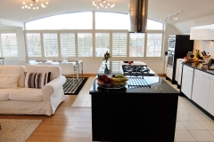 11 kitchen diner Hampton Court 3 bed penthouse