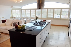 12 kitchen island Hampton Court 3 bed penthouse