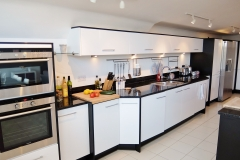 9 kitchen Hampton Court 3 bed penthouse