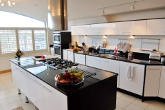 2 kitchen Hampton Court 3 bed penthouse