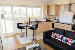 3 Hampton Court two bed kitchen diner