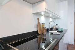 10 kitchen close up Harrow serviced apartments