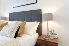 11 bedroom close up Harrow serviced apartments