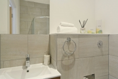12 bathroom sink close up Harrow serviced apartments