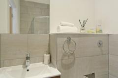 12 bathroom sink close up Harrow serviced apartments