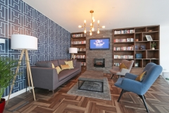 13 reception area Harrow serviced apartments