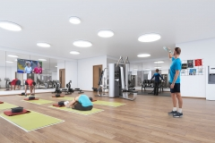 16 gym 2 Harrow serviced apartments