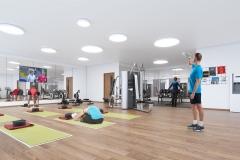 16 gym 2 Harrow serviced apartments