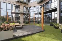 17 The Hub garden Harrow serviced apartments
