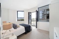 2 bedroom with balcony Harrow serviced apartments