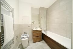8 bathroom Harrow serviced apartments