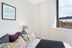 9 second bedroom Harrow serviced apartments