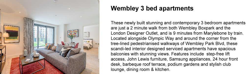 wembley3-bed
