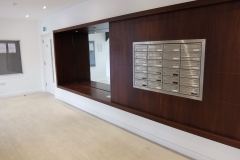 19 lobby post Ruislip serviced apartments HA4 8QH