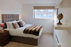 9 master bedroom Ruislip serviced apartments HA4 8QH