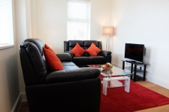 12 living area central Twickenham serviced apartment TW1