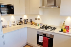 6 kitchen Twickenham serviced apartment Newland 5
