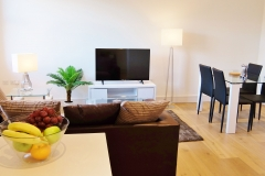 8 living area Twickenham serviced apartment Newland 5