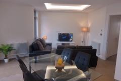 10 dining and living 2 bed Twickenham Wharf 54