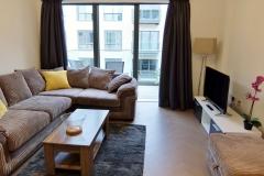 12 living area two 1 bed Twickenham Wharf 23