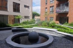 16 fountain courtyard gap Twickenham Wharf