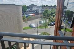 22 view from the balcony 2 bed Twickenham Wharf 54