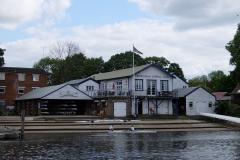 27 Twickenham riverside, rowing club, a 6 min walk to Wharf House