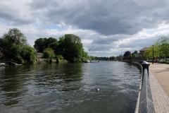 28 Twickenham riverside, a 5 min walk to Wharf House