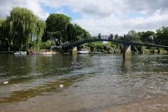 29 Twickenham riverside Eel Pie Island, a 6 min walk to Wharf House
