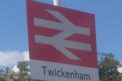 36 Twickenham train station