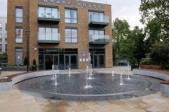 9 fountain & restaurant Twickenham Wharf House