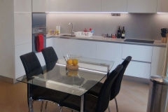 2 kitchen dining 2 bed Twickenham Wharf 54