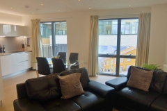 4 kitchen balcony 2 bed Twickenham Wharf 54