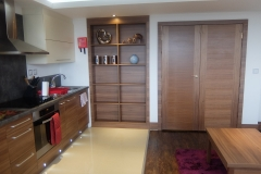 19 kitchen towards door 614 2 bed