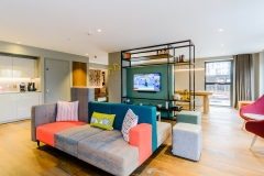 14 communal nest lounge Wembley Serviced Apartments