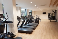 21 gym in-house running machines Wembley Serviced Apartments