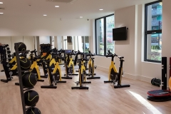 23 gym in-house medicine balls Wembley Serviced Apartments