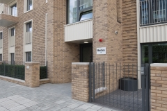 32 Montana entrance Wembley Serviced Apartments