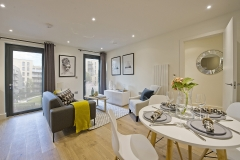 1 living area Wembley Serviced Apartments