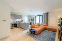 6 living & kitchen Wembley Park 3 bed