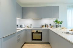 7 kitchen Wembley Park 3 bed